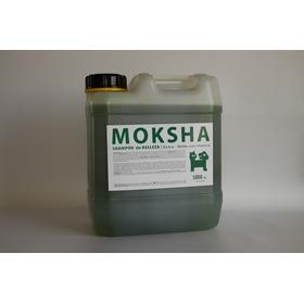 Shampoo Belleza Extra Brillo Con Henna Moksha X 5 Litros