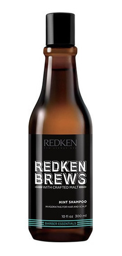 shampoo brews mint redken 300ml
