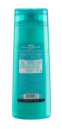 shampoo cabellos debilitados stop caida x350 fructis garnier