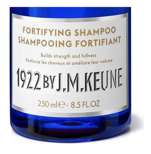shampoo cabelo antiqueda fortifying keune 250ml