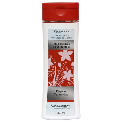 shampoo cabelo tinto tingido descolorido - óleo pequi cabelo