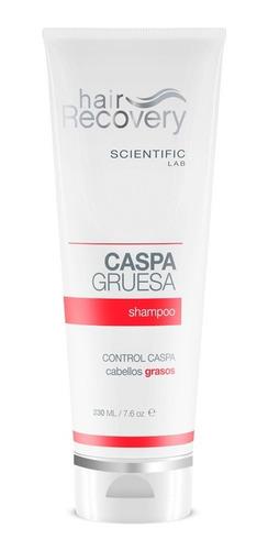 shampoo caspa gruesa scientificlab de hair recovery