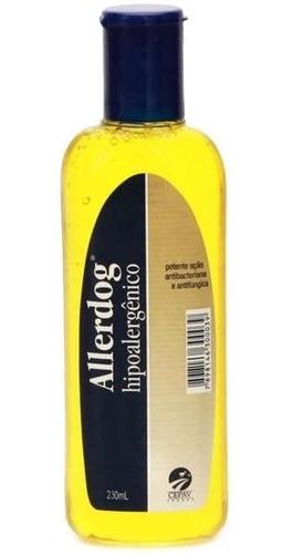 shampoo cepav allerdog hipoalergênico 230ml
