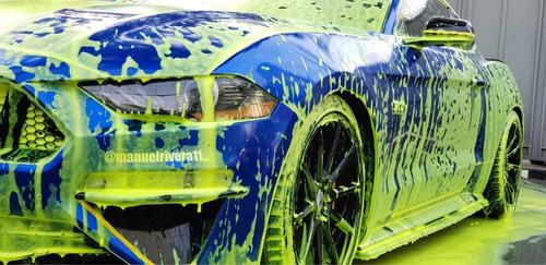 shampoo cera 100% biodegradable