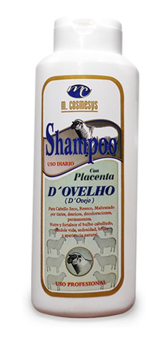 shampoo - champú - ropak