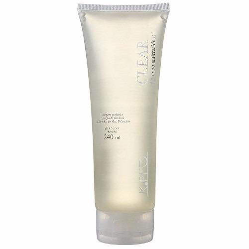 shampoo clear k.pro 240ml