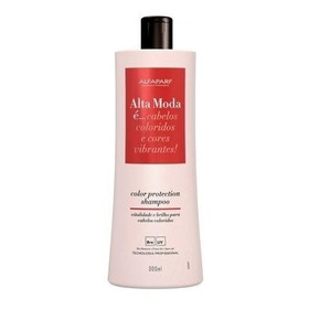 Shampoo Color Protection Alta Moda / Alfaparf 300 Ml