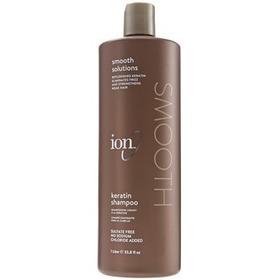 Shampoo Con Keratina Sin Sal 1000ml - Ion -sally Beauty