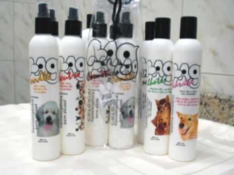 shampoo condic bag neutro cães+gatos 300ml provitaminas