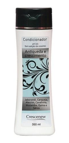 shampoo condicionador anti-queda crescenew - alumã jaborandi