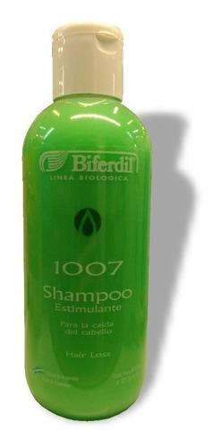 shampoo control para la caida de cabello biferdil 1007 800ml