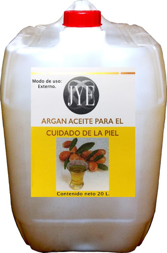 shampoo de bergamota organico jye puro a granel 20 litros b1