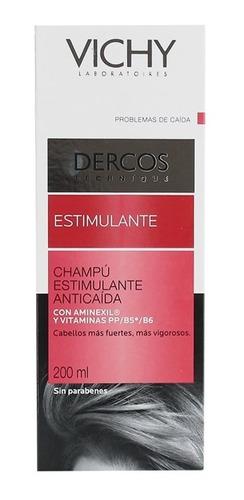 shampoo dercos vichy energizante antiqueda 200ml