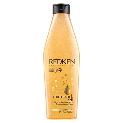 shampoo diamond oil high shine 300ml redken