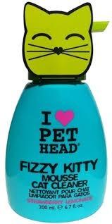 shampoo en seco para gatos     i pet head