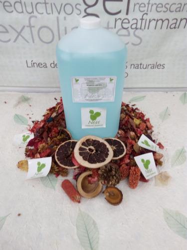shampoo energetizante