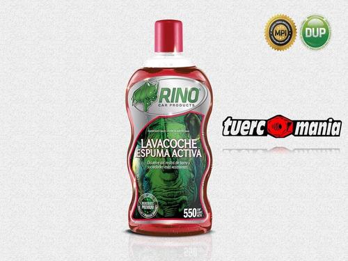 shampoo espuma activa rino kit 39