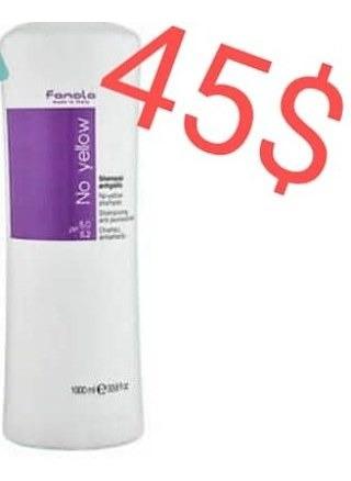 shampoo fanola
