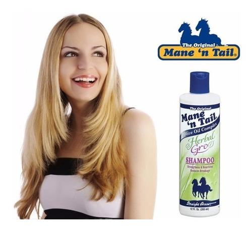 shampoo herbal mane 'n tail 355 ml