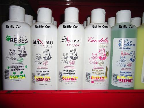 shampoo hipoalergenico osspret 250cm3 el mejor del mercado