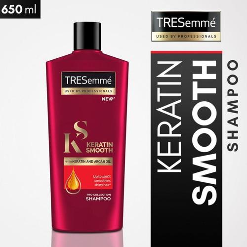 shampoo keratin smooth tresemme profesional aceite marula