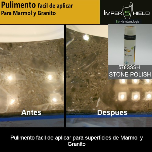 Shampoo limpiador para m rmoles granitos cocinas for Stone marmoles y granitos