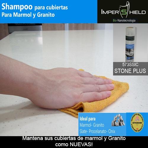 Shampoo Limpiador Para M Rmoles Granitos Cocinas