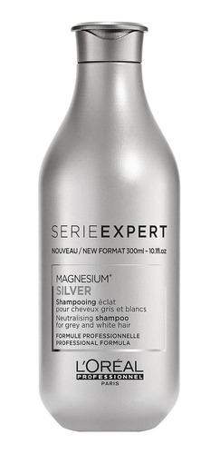 shampoo loreal silver serie expert - 300ml