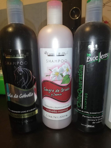 shampoo lorenz y elly