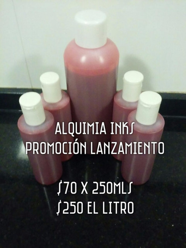 shampoo matizante rojo - 250ml - alquimia inks - promoción
