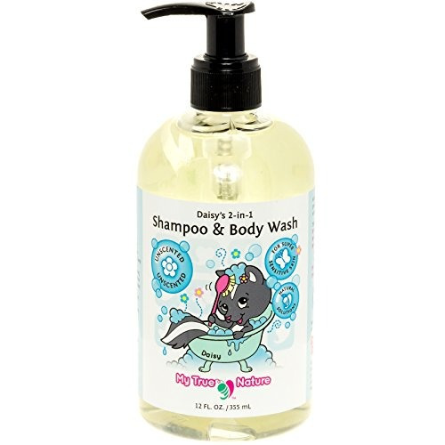 shampoo my true nature para bebé 12 oz.