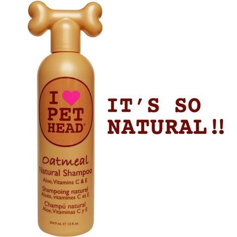 shampoo natural para perro, i pet head