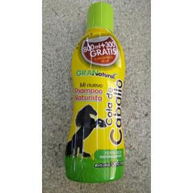 Shampoo Naturista Cola De Caballo 1,100mil
