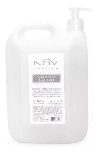 shampoo neutro nov 1900 ml