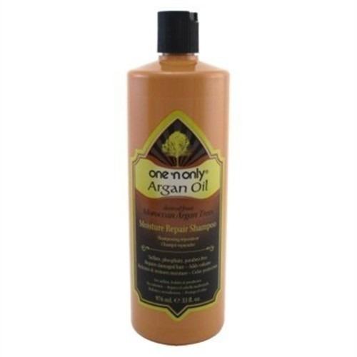 shampoo one 'n only aceite de argán humedad reparación sham