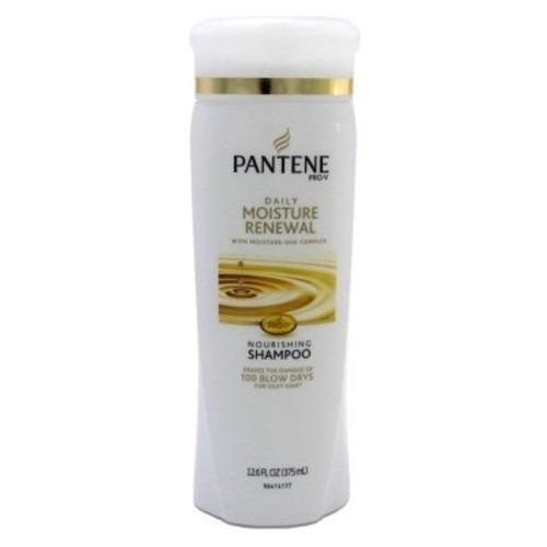 shampoo pantene champú hidratante diario renovación 12,6 oz