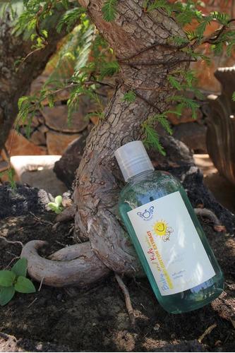 shampoo para bebe