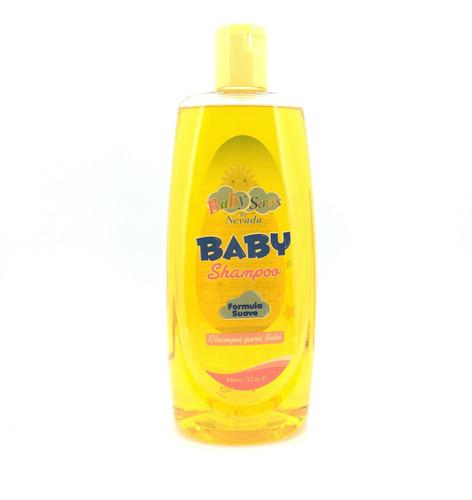shampoo para bebé baby series formula suave