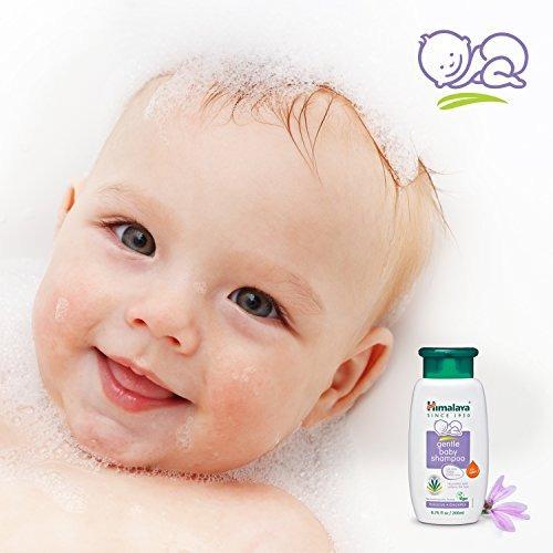 shampoo para bebé himalaya herbal healthcare hipoalergenico
