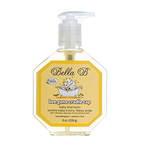 shampoo para bebés bella b hipoalergénicos 8 oz.