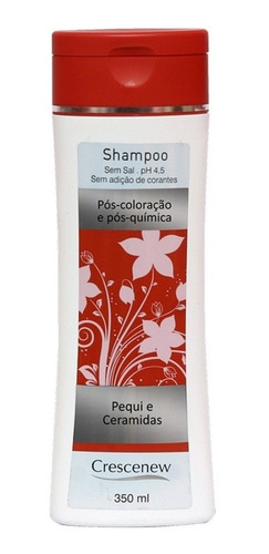 shampoo para cabelos tingidos crescenew