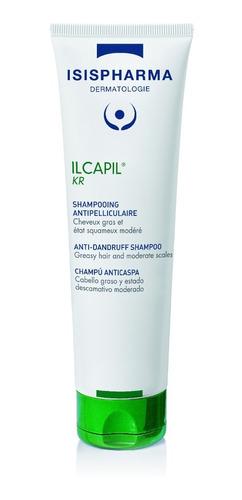 shampoo para dermatitis seborreica, ilcapil kr 150 ml