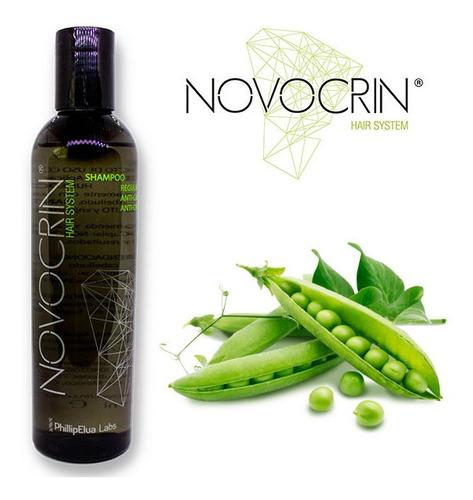 shampoo para elimina seborrea novocrin