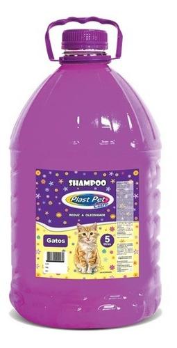 shampoo para gatos 5 litros mas envio
