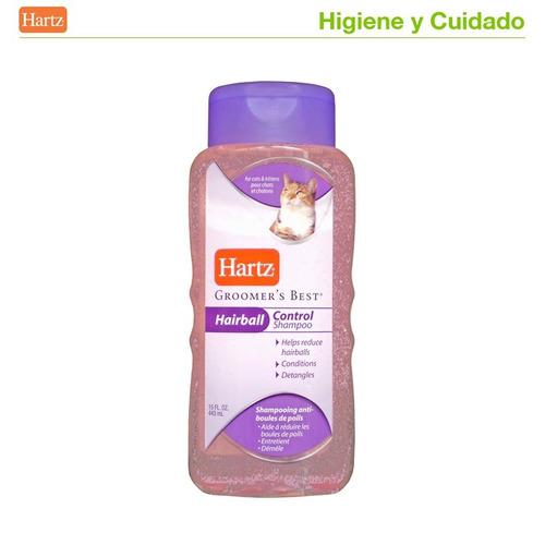 shampoo para gatos -marca hartz
