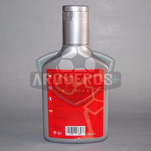 shampoo para guantes de arquero profesional uhlsport