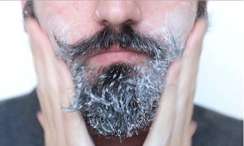 shampoo para la barba  don barbudo