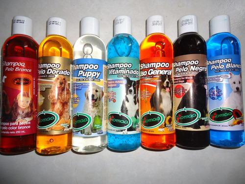shampoo para perro biomaa