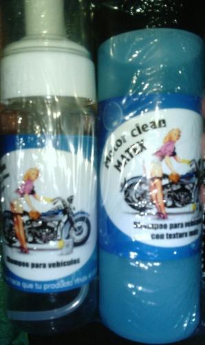 shampoo para pintura mate nmax bws fi...