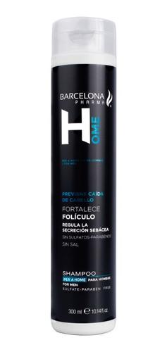 shampoo per a home anti caída